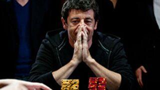 Global Poker Masters : Patrick Bruel rejoint l'équipe de France de poker