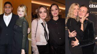 César 2017 : Marion Cotillard, Lily Rose-Depp... Revivez la soirée des révélations (PHOTOS)