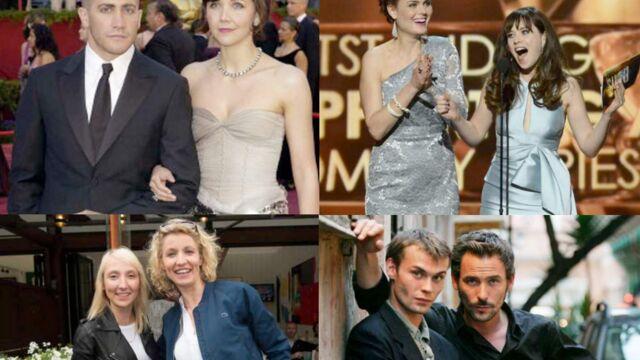 Gyllenhaal, Deschanel, Lamy, Stévenin, Franco : les frères et sœurs ont du talent ! (PHOTOS)