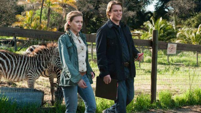 Scarlett Johansson et Matt Damon leaders pour TF1
