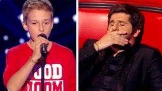 The Voice Kids : un petit prodige de l'opéra de 12 ans impressionne les coachs (VIDEO)