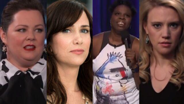Qui sont les quatre actrices du SOS Fantômes féminin ?