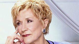 Les Feux de l'amour : Pourquoi la voix de Katherine Chancellor (Jeanne Cooper) a changé
