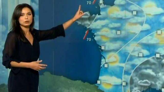 Anaïs Baydemir, la nouvelle miss météo de France 2