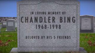 Friends : imaginez la série si Chandler était mort