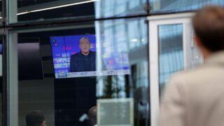 """iTELE : la suspension de Morandini Live, une """"situation hallucinante"""" pour les grévistes"""