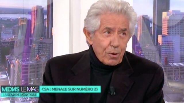 """Numéro 23 : Philippe Gildas dénonce le """"complot"""" qui a """"tué"""" Vivolta (VIDÉO)"""