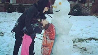 Twitter : Justin Bieber sous la neige, Gad Elmaleh le foufou