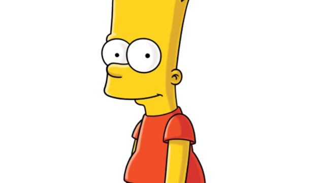Bon anniversaire Bart Simpson