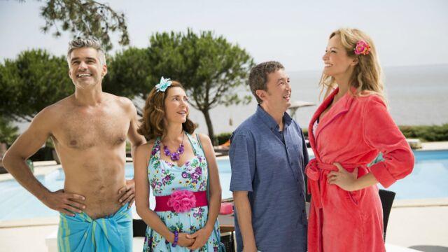 Scènes de ménages : vacances au bord de la mer !