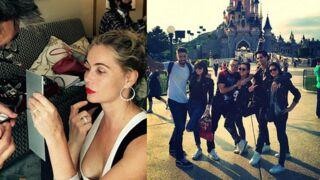 Instagram : Emmanuelle Béart côté coulisses à Cannes, Alizée et Lea Michele à Disney (32 PHOTOS)