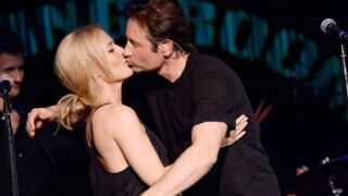 X-Files : David Duchovny et Gillian Anderson sont-ils en couple ? (VIDEO)