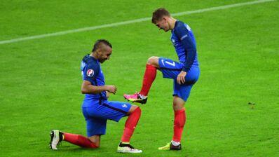 Euro 2016 : Antoine Griezmann meilleur joueur, Dimitri Payet aussi dans l'équipe-type