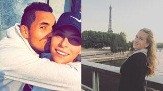 Roland-Garros 2017 : en amoureux ou en solo, les joueurs et joueuses profitent de Paris (15 PHOTOS)