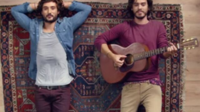 Le clip de la semaine : Ton visage, la vidéo très poétique des Fréro Delavega