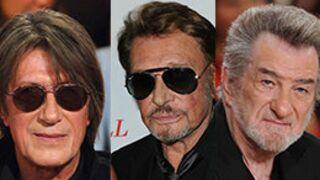 Le concert de Johnny Hallyday, Eddy Mitchell et Jacques Dutronc retransmis en direct au cinéma