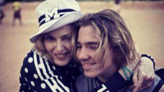 """Madonna : son  fils Rocco la traite de """"sal..."""" sur les réseaux sociaux"""