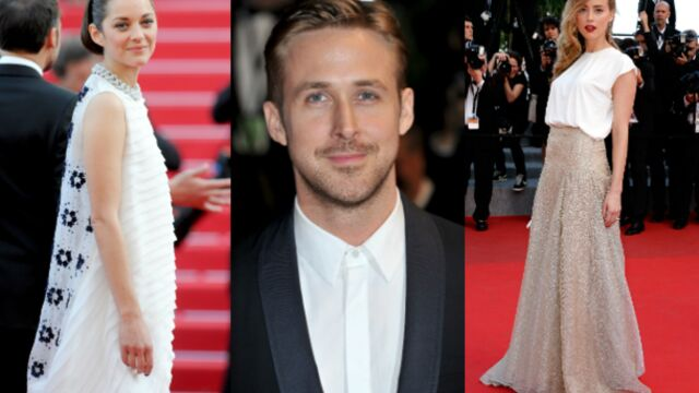 CANNES 2014 : Marion Cotillard, Ryan Gosling et Amber Heard illuminent les marches (PHOTOS)