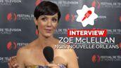 """Zoe McLellan (NCIS : Nouvelle-Orléans, M6) : """"Scott Bakula est un leader génial"""""""