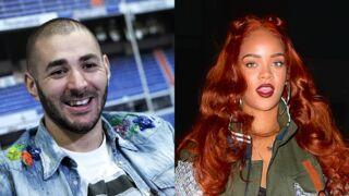 Karim Benzema et Rihanna sont devenus inséparables