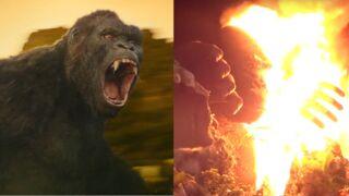 Kong Skull Island : un singe géant prend littéralement feu lors d'une avant-première au Vietnam ! (VIDEO)