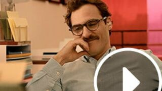 Joaquin Phoenix, l'acteur caméléon d'Hollywood ! (Her)
