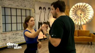 Danse avec les stars 7 : pas facile de compter ses pas pour Artus ! (VIDEO)