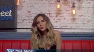 Clara Morgane refuse de répondre à une question sur Enora Malagré (VIDEO)