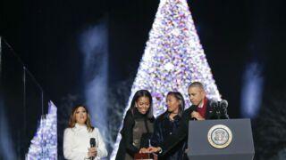 Dernier sapin de Noël pour Barack Obama