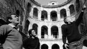 Les Aventuriers (Arte) : Delon et Ventura, premiers maîtres de Fort Boyard (VIDEO)