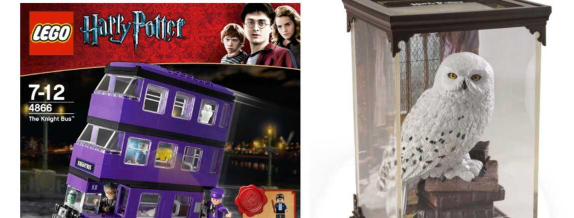 Harry potter cadeau de noel
