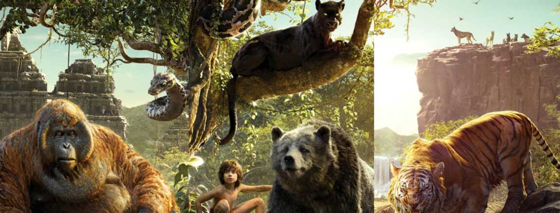 Le Livre De La Jungle Film En Live Action De Disney Devoile Ses