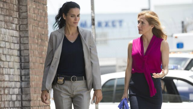 Audiences : Joséphine, ange gardien (TF1) battue par Rizzoli & Isles (France 2)