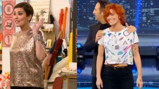 """Looks à la télé : Cristina Cordula """"soublaïme"""", le joli top de Fauve Hautot (24 PHOTOS)"""