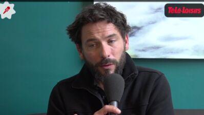 """Sagamore Stévenin (Altitudes, France 3) : """"J'ai tourné en haute montagne alors que j'ai le vertige !"""" (VIDEO)"""