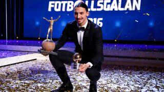 Zlatan Ibrahimovic aura bien sa statue... en Suède !