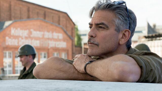 Audiences : George Clooney et ses Monuments Men (TF1) devant Zone interdite (M6)