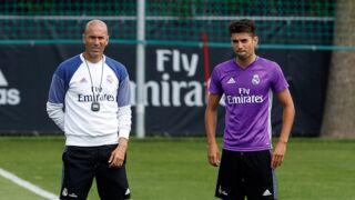 Real Madrid : Zinédine Zidane convoque son fils Enzo... et pas Cristiano Ronaldo !