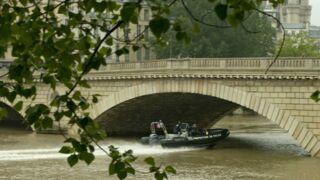 Paris a les pieds dans l'eau : revue de tweets !