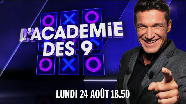 L'académie des neuf : Benjamin Castaldi, prêt à prendre le relais de Jean-Pierre Foucault