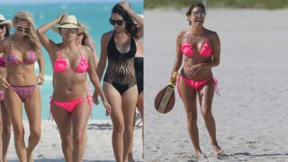 Eva Longoria prend une pause très sexy en bikini (12 PHOTOS)