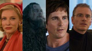 Golden Globes 2016 : Carol en tête des nominations, The Revenant, The Big Short et Steve Jobs outsiders