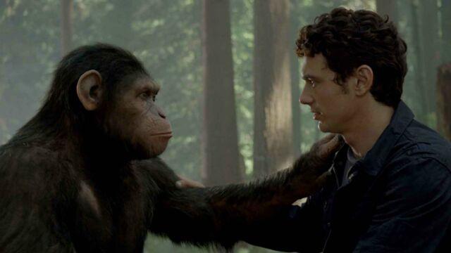 Audiences : La Planète des singes a fait gagner TF1