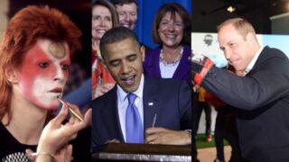 Journée mondiale des gauchers : zoom sur les plus célèbres d'entre eux (13 PHOTOS)