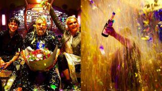 Valérian : Luc Besson et ses acteurs fêtent la fin du tournage ! (PHOTOS)