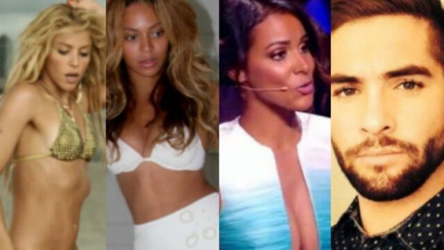NRJ Music Awards 2014 : Beyoncé, Shakira, Shy'm et Kendji nommés