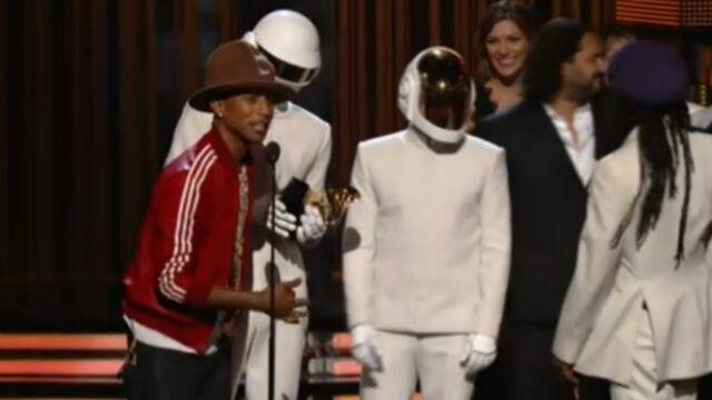 Grammy Awards 2014 : une édition nommée Daft Punk (VIDEOS)
