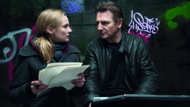 Liam Neeson cartonne sur TF1 dans Sans identité