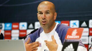 Zinedine Zidane prend position dans l'élection présidentielle