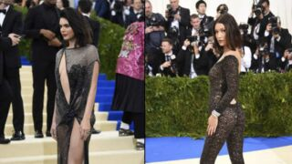 Kendall Jenner, Bella Hadid...Découvrez le tapis rouge ultra sexy du MET gala (40 PHOTOS)